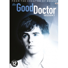 The Good Doctor - Seisoen 1 - 5 dvd