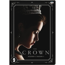 The Crown - seizoen 1 - 4 dvd