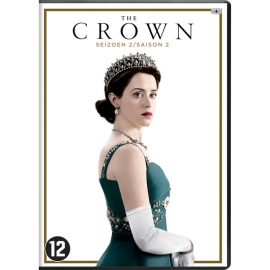 The Crown - seizoen 2 - 4 dvd
