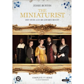 The Miniaturist -3 dvd