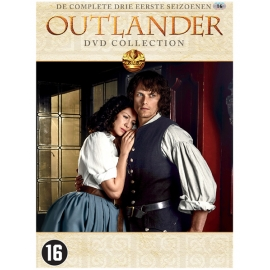 Outlander - seizoen 1 + 2 + 3 box - 16 dvd