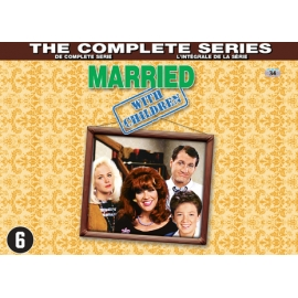 Married with children - De Complete Collectie - 34 dvd