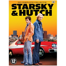 Starsky & Hutch - De Complete Collectie - 20 dvd
