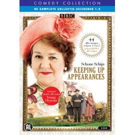 Keeping up appearances - De Complete Collectie - 8 dvd