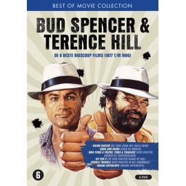 Bud Spencer & Terence Hill - Movie Collection - 6 dvd