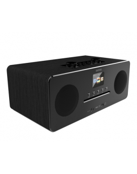 6-in-1 Micro-audio-systeem cd/internetradio/dab/fm/bt - Denver MIR-260 BK