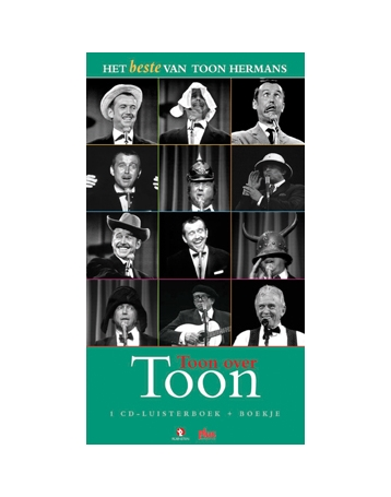 Toon over Toon - boek+cd
