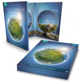 BBC: Planet Earth 2 - 2dvd