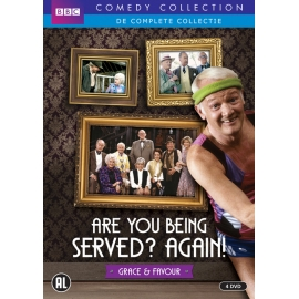 Are you being served? Again! - 4 dvd